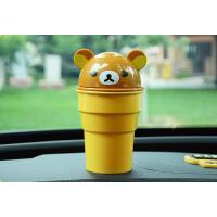 车载垃圾桶汽车内用创意可爱小汽车用品时尚多功能迷你车内垃圾桶