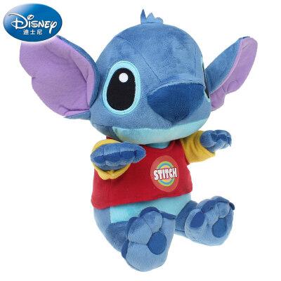 公仔米奇玩偶毛绒玩具布娃娃米老鼠生日儿童节日礼物小宝宝 史迪奇12寸运动装 1115 按分类实测大小