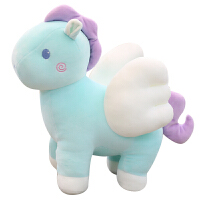 站姿小飞马公仔抱枕小马玩偶毛绒玩具布娃娃创意女生儿童生日礼物