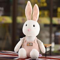 兔子毛绒玩具抱着睡觉公仔可爱布娃娃玩偶