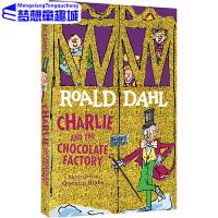 查理和巧克力工厂 英文原版儿童书读物 Charlie and the Chocolate Factory 查理与巧克力