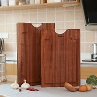 FaSoLa防霉防裂菜板实木板厨房切菜板粘板擀面板家用砧板蒸板刀板