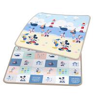 迪士尼宝宝爬行垫加厚防摔婴儿儿童XPE泡沫地垫子客厅家用爬爬垫