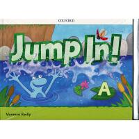 牛津幼儿英语教材 Jump In! Class Book Level A