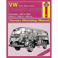 预订VW Transporter 1700/1800/2000
