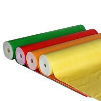 新品门窗装修地面保护膜瓷砖地板成品PVC针织棉家装地砖保护垫定制 DM500绿色 PVC复合针织棉 30平