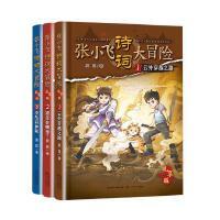 张小飞诗词大冒险(礼享版)(全3册+手册)(网店套装)