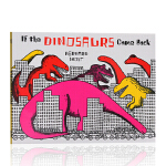英文原版绘本 If the Dinosaurs Came Back 平装 廖彩杏书单 如果恐龙重现 Bernard M