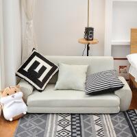 懒人沙发单人小户型懒人沙发双人日式榻榻米可爱女孩卧室网红小沙发小户型折叠两用床
