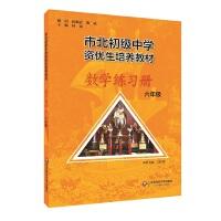 市北初资优生培养教材 六年级数学练习册(修订版)