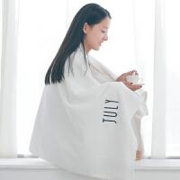 浴巾纯棉情侣女全棉洗澡毛巾柔软加厚吸水个性感大号浴巾 140x70cm