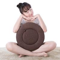艾灸蒲团坐灸仪家用宫寒妇科艾条实木艾灸盒随身灸艾灸坐垫养生垫