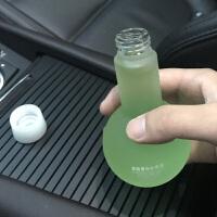 车载香水补充液汽车内古龙玫瑰桂花香麝香液体香薰香气持久