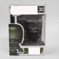 异形alien周边大战铁血战士公仔手办摆件模型玩具批发 POP 异形 Alien 30# 10cm