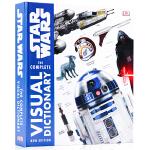 DK星球大战完全图解百科 Star Wars The Complete Visual Dictionary英文原版 角