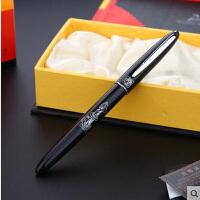 毕加索PS-606珍珠白宝珠笔/签字笔/水笔/礼品笔