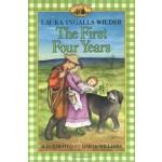 First Four Years 小木屋的故事系列9:新婚四年(平装) ISBN9780064400312