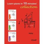 【预订】Learn Piano in 10 Minutes! Collection