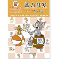 猫和老鼠儿童学习丛书・智力开发(让学习和挑战更有乐趣、让儿童在开心的游戏中自觉的进行各种能力的提升)