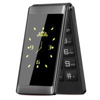 纽曼F6 翻盖电信版版老年手机大屏大字大声移动老人手机 2.8英寸双大屏 持久待机男女款