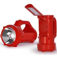 【包邮】DP久量LED770充电式强光手电筒 双档应急灯 探照灯 手提灯家用矿灯