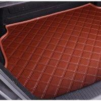 奥迪 A3 Q3 A8 Q5 Q7 A4L A6L汽车尾箱垫 皮革后备箱垫