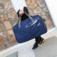 大容量手提旅行包防水行李袋男女旅游包可套拉杆旅行袋大包搬家包