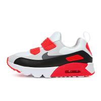 【5折价:299.5元】耐克儿童鞋新款男女童运动鞋舒适耐磨复刻鞋881927-002 灰白
