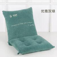 加厚美臀办公室椅垫抱枕坐垫靠垫一体学生座垫毛绒冬季餐椅子垫子 40X80cm(优选珍珠绒)