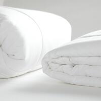 纯棉春秋被被芯四季薄被保暖加厚冬被子母被二合一纯棉羽丝绒被芯定制 母被 3kg