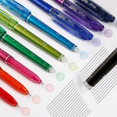 日本百乐FRIXION摩擦笔彩色可擦水笔0.4中性笔10色选LF-22P4 所示标价为一支的价格 需一盒请拍10支
