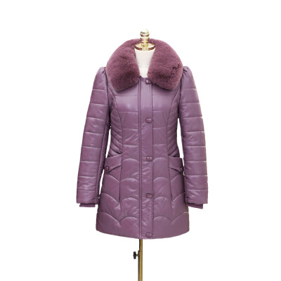 妈妈装冬装棉衣40-50岁中老年人女装冬季pu皮加厚中长款棉袄   预售商品     预售商品,请须知,到货后会在您下单后按先后顺序陆续为你发出,