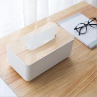 迷你小号可叠加翻盖式桌面文具杂物收纳盒办公桌收纳化妆品盒