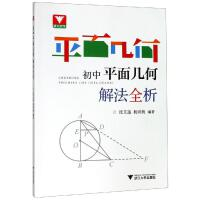 初中平面几何解法全析 浙江大学出版社有限责任公司