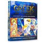 英文原版绘本 希腊神话故事 National Geographic Treasury of Greek Mytholo
