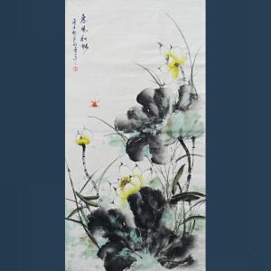 职业画家  许鲁   惠风和畅   /012