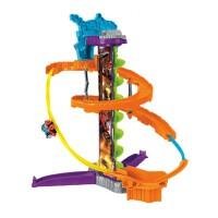 托马斯和朋友之迷你小火车炼钢厂探险轨道套装 儿童玩具男孩儿童宝宝玩具
