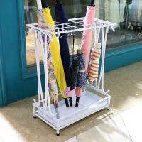 创意雨伞架酒店 大堂家用雨具雨伞收纳放置落地式放伞架子
