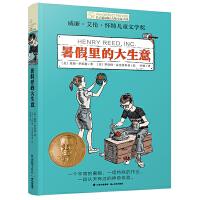 长青藤国际大奖小说书系・第十辑:暑假里的大生意