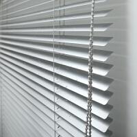 铝合金百叶窗帘卷帘升降拉珠遮光办公室厨房客厅卫生间百叶帘 平方米