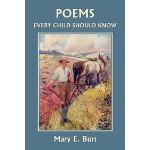 【预订】Poems Every Child Should Know (Yesterday's Classics)