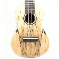 (货到付款)Ashtons 23寸 尤克里里 乌克丽丽 ukulele 小四弦琴 夏威夷小吉他 天然 黑色天然地图纹