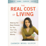 The Real Cost of Living(ISBN=9780399536441) 英文原版