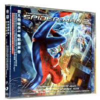 正版音乐超凡蜘蛛侠2The Amazing Spider-Man 2 电影原声带 CD