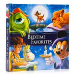 Disney Bedtime Favorites Collection迪士尼睡前故事合集 英文原版 Disney 迪士