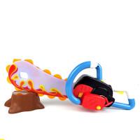宜佳达 熊出没电锯儿童玩具套装光头强的树伐木锯子宝宝电动声光玩具枪六一儿童节礼物 发韵达或者邮政
