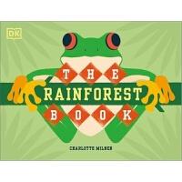 精装 The Rainforest Book 英文原版 DK儿童自然百科系列 热带雨林之书 儿童知识绘本学前教育 培养3