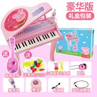 儿童玩具钢琴电子琴女孩初学者生日礼物品1-3岁宝宝