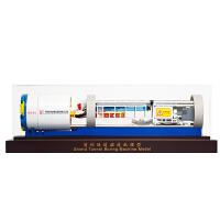 广州地铁盾构机 隧道掘进机合金列车模型 仿真工程挖掘机玩具 2017年新款