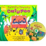 Creepy Crawly Calypso 卡里普索爬虫音乐派对 英文原版 廖彩杏有声书单 Barefoot sing